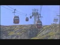 Die Stubaier Gletscherbahn