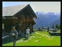 Durstlöscher mit Alpenpanorama