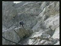 4 Stunden durchgängige Kletterei