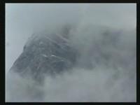 Neuschnee am Zugspitz-Gipfel