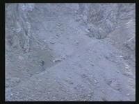Abstieg aus der Grünsteinscharte ins Drachenkar
