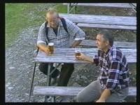 Fix und fertig...Werner und Uwe