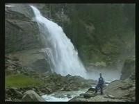 Krimmler Wasserfall (untere Stufe)