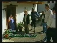 Gastgeberin Frau Assmair
