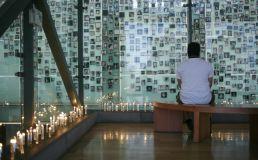 Besuch im Museo de la Memoria y los Derechos Humanos - Santiago