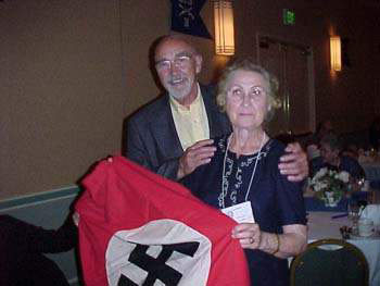 HAZEL COLE AND THE LATE JIM O'NEIL