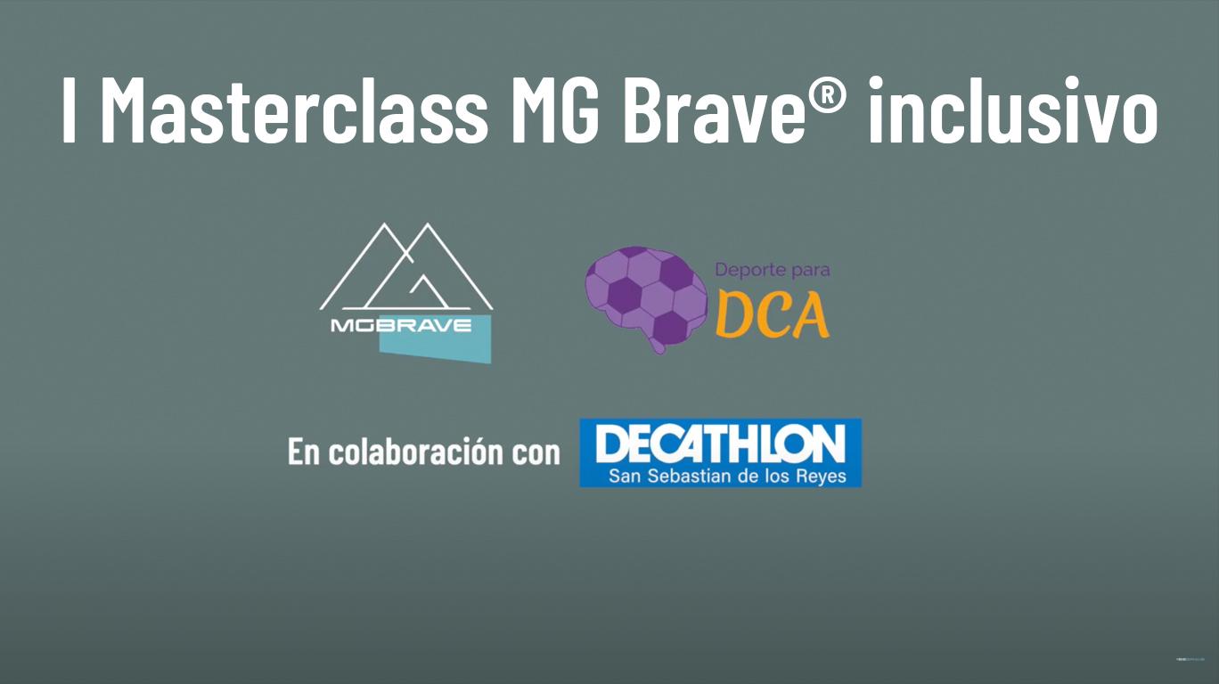 MG Brave® inclusivo
