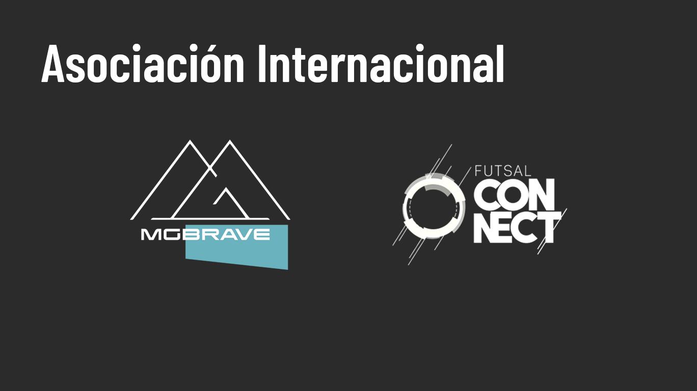 Futsal Connect con MG Brave®