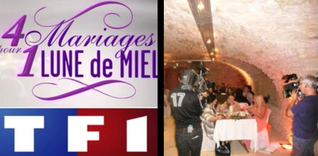 DJ Lyon Evènementiel à participé à l'émission 4 mariages pour une lune de miel sur TF1