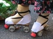 los patines de ANA