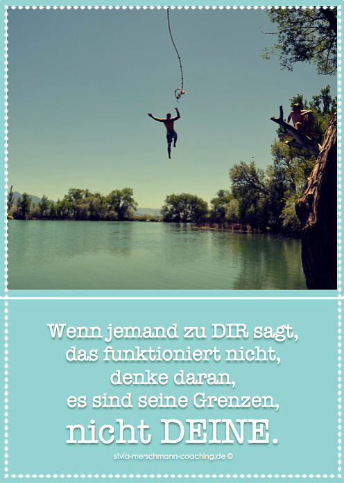 Zitat Silvia Merschmann Coaching