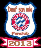 DEAF, San Mia Fanclub 2013