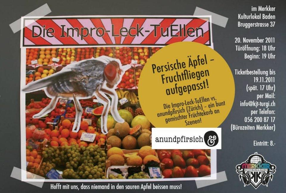 19.11.2011: Perische Äpfel