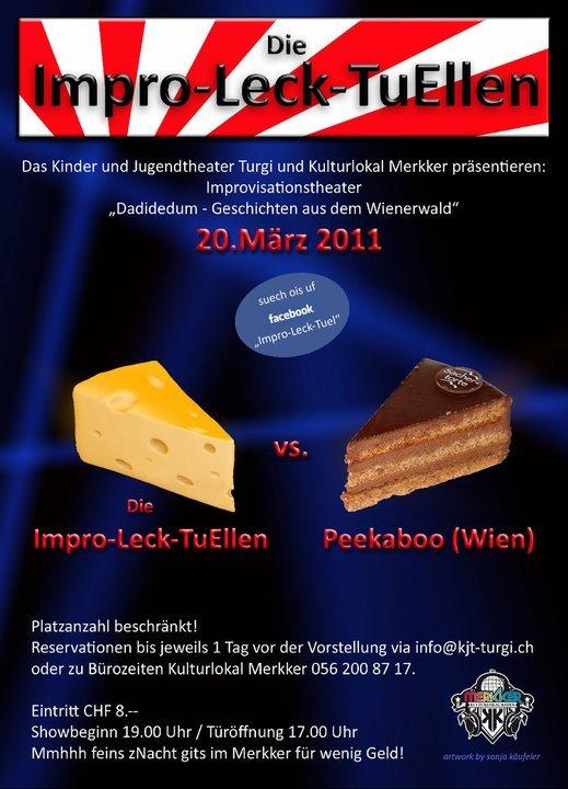 20.3.2011: Dadidedum - Geschichten aus dem Wienerwald