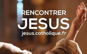 Rencontrer Jésus avec jesus.catholique.fr