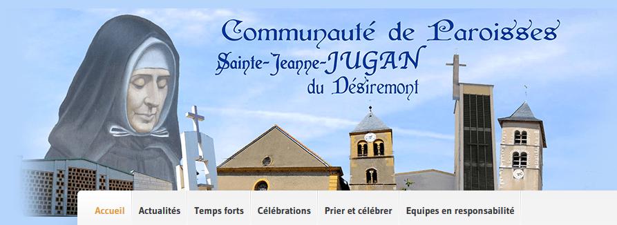 Communauté de paroisses sainte Jeanne Jugan du Désiremont