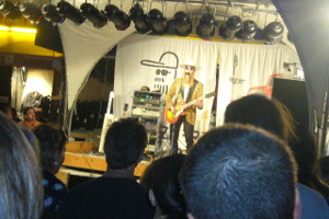 Live Band: ZZ Top
