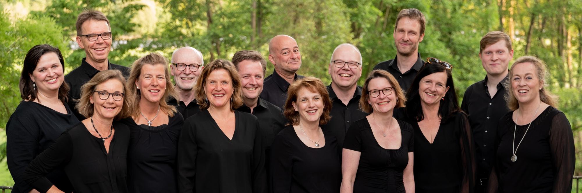 Enno Kinast Bariton Bass Münster Haltern am See Out of School Ensemble Stimmbildung Solist Gesangsunterricht Gesang