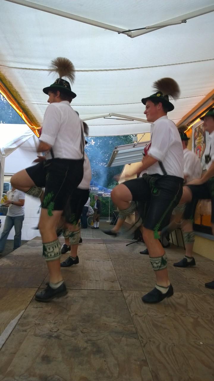 Aktiven-Ausflug nach Kornburg 2014