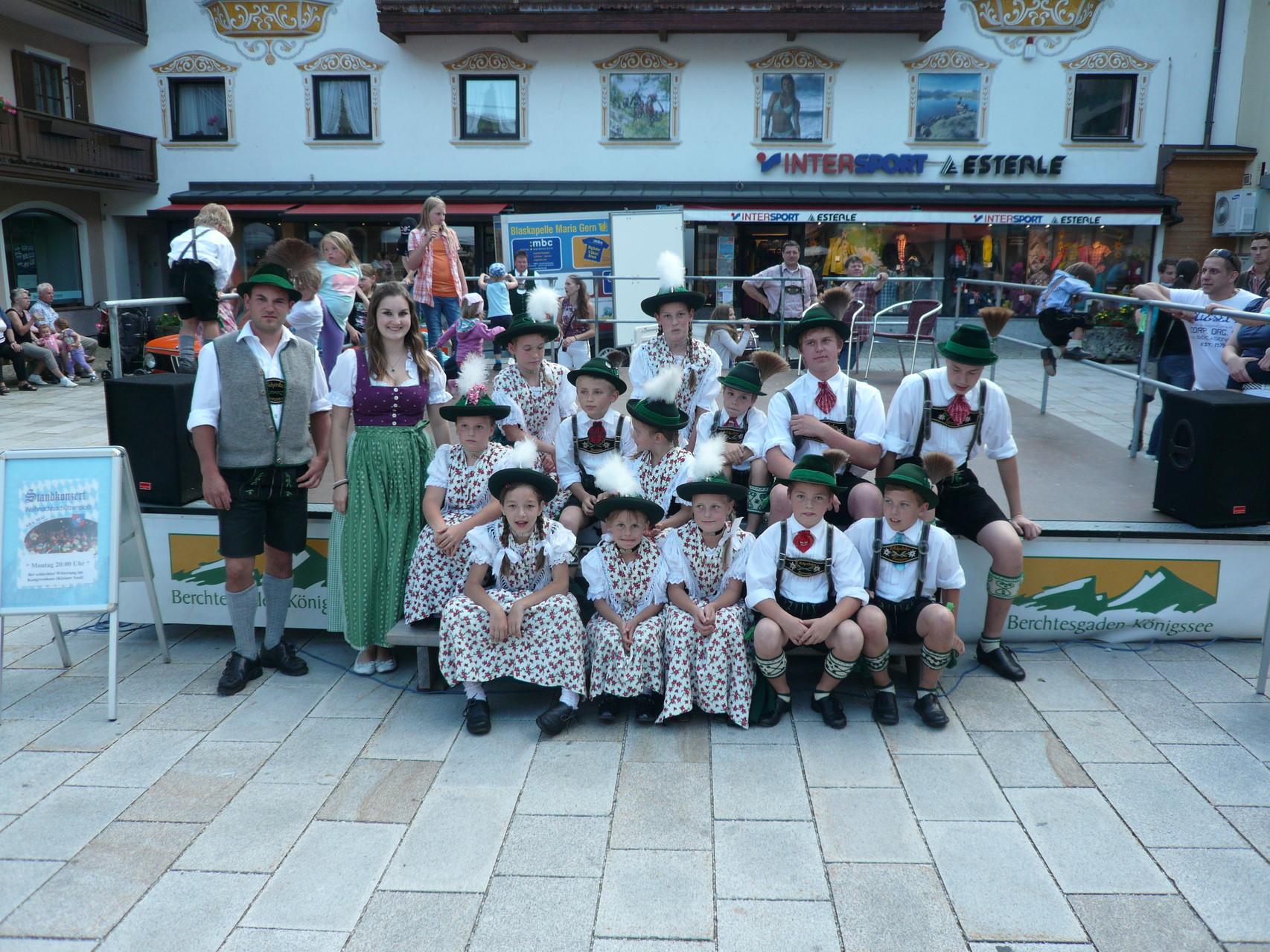 Kindergruppe 2013