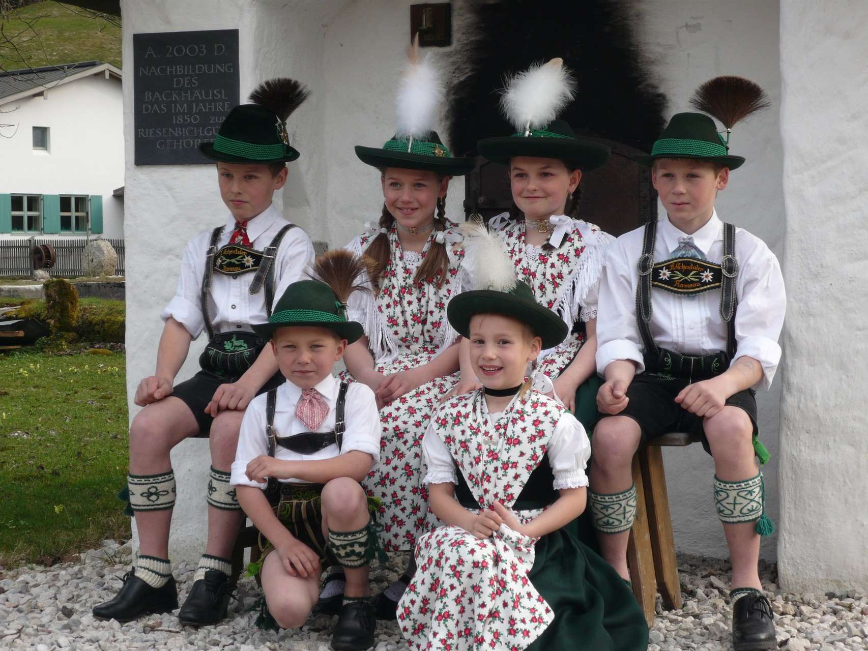 Kindergruppe 2008