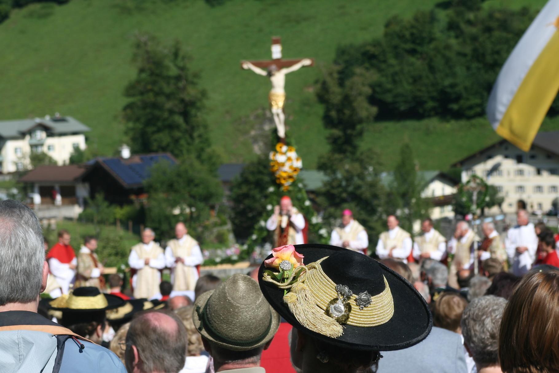 500 Jahre Ramsauer Pfarrkirche,2012