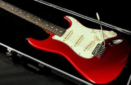 Sold Guitars - Chris Burgstaller Guitars