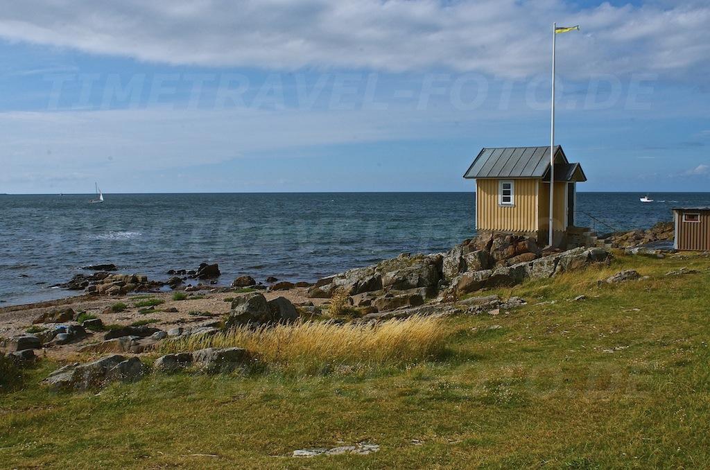 Stugor. Torekov, Schweden. Foto: E. Knipschild
