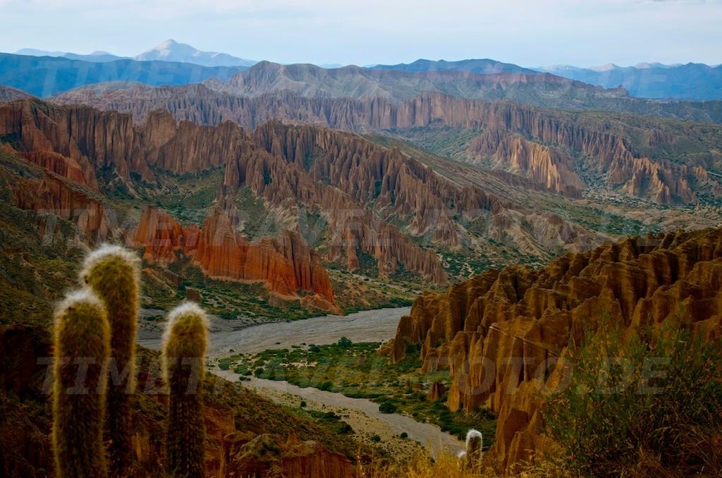Tupiza, Bolivien. Foto: Esther Knipschild