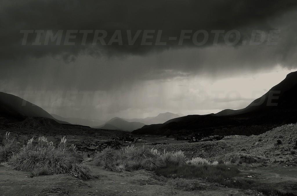 Altiplano Regenschauer. Foto: Esther Knipschild
