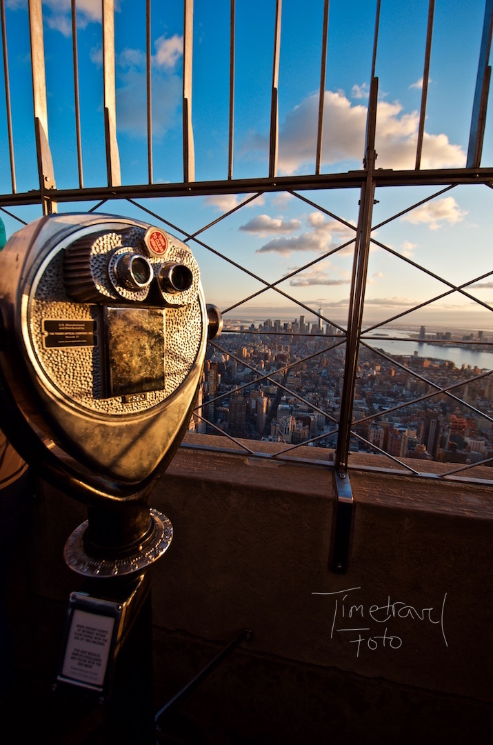 EmpireFernglas. Foto: Esther Knipschild