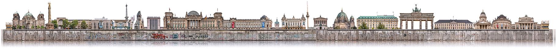 Berliner Mauer 3  ·  Format und Preis auf Anfrage © Stefan Korff