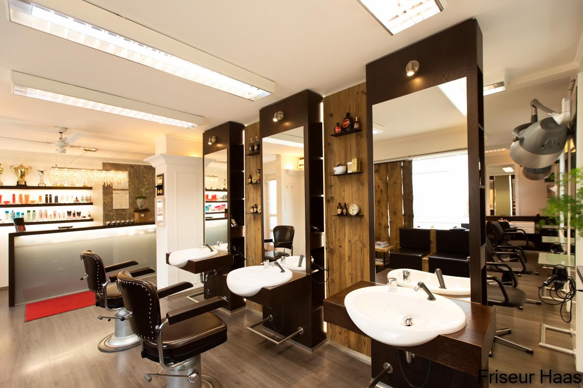 Hier finden Sie uns - Friseur-Haas