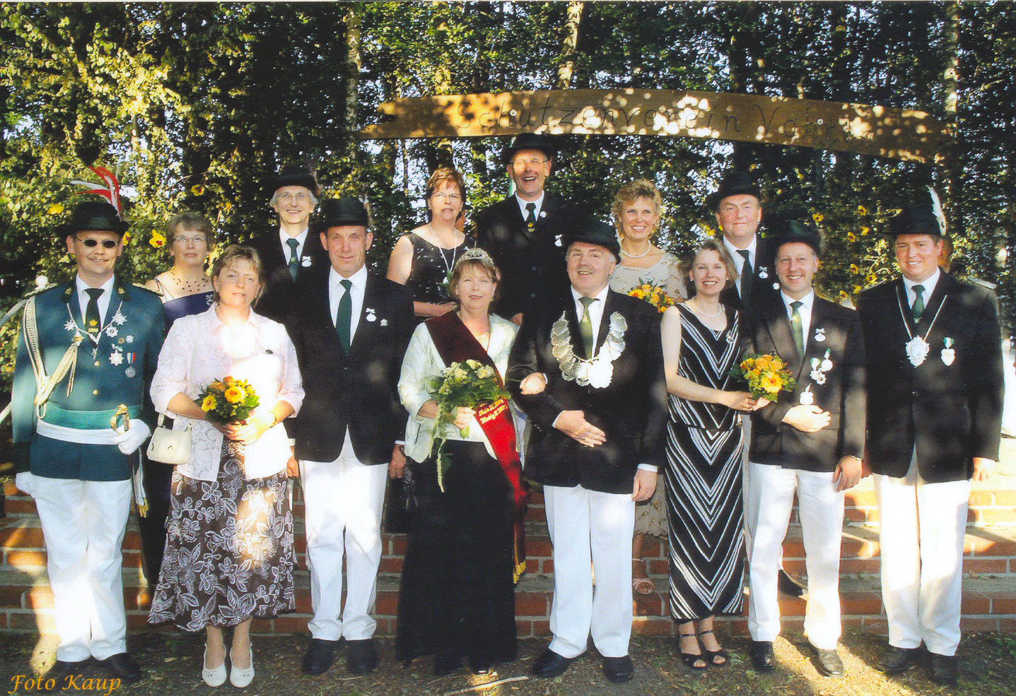 2006: König Heinz Herte und Königin Gudrun Herte