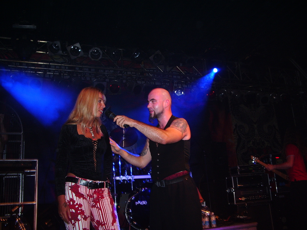 Reina & Fuchs, Die Apokalyptischen Reiter, September 2006
