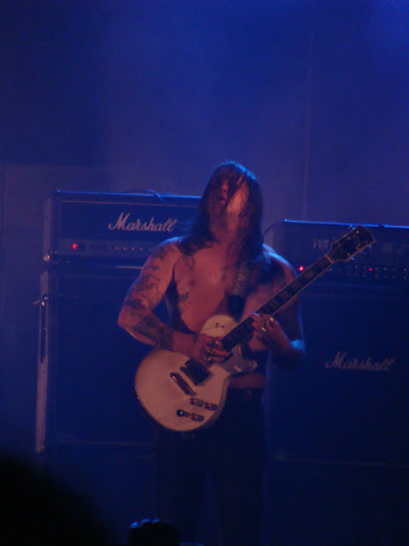 Matt Pike, Sleep