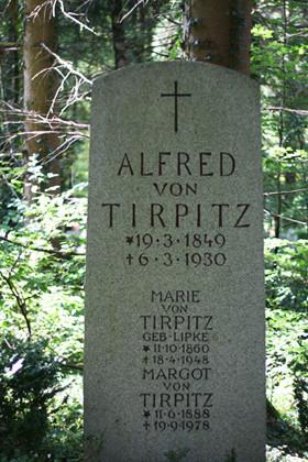 Tirpitz, Alfred (1849-1930)