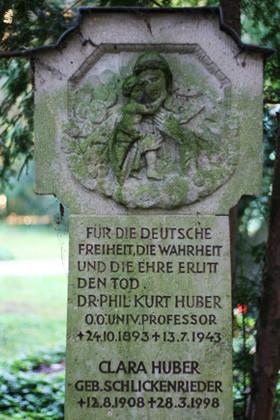 Huber, Kurt (1893-1943)