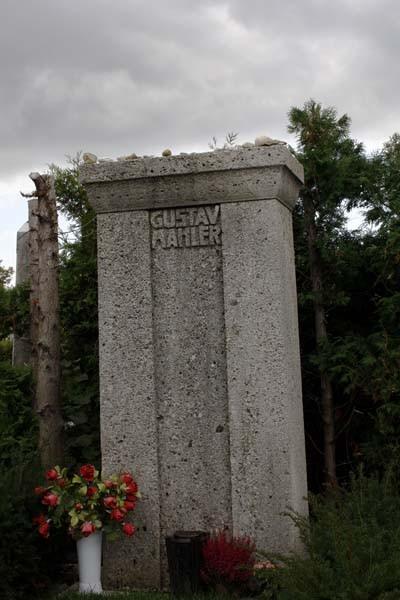 Der Friedhof Grinzing in Wien