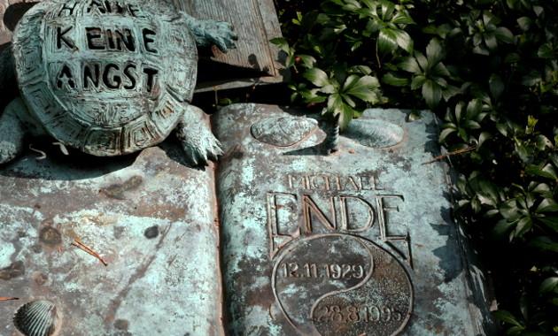 »Hab' keine Angst«, Waldfriedhof München