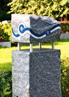 HSV-Grabfeld auf dem Friedhof Altona, Hamburg