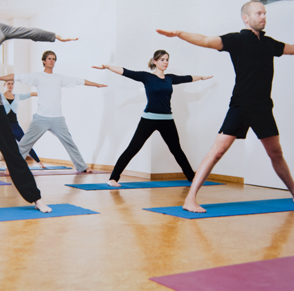 Iyengar Yoga Zentrum Hamburg