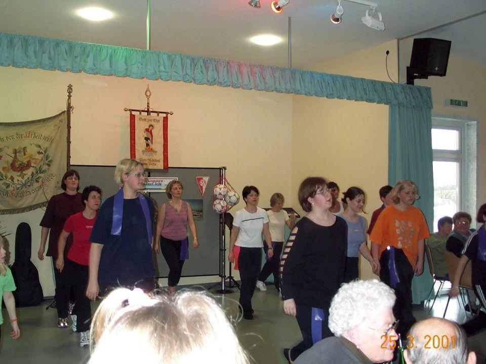Tanzgruppen SVB