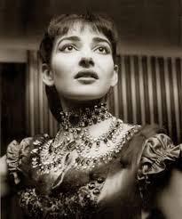 """Maria Callas ne """"La Traviata"""" - 1956"""