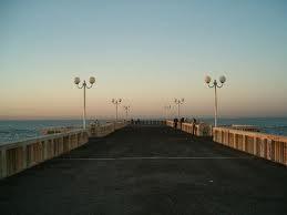Il pontile di Ostia