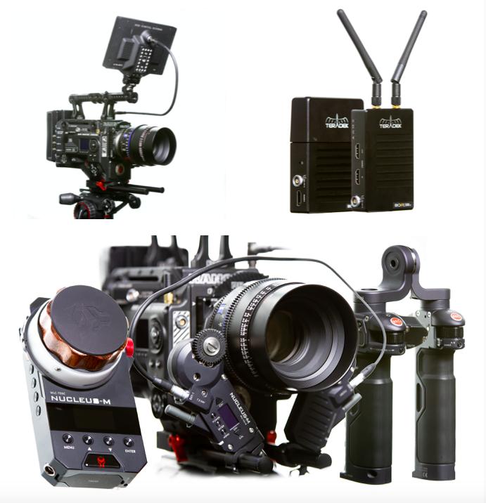RED Gemini Ranger mieten Tilta Nucleus M kaufen Licht Kamera und Sound mieten Dresden