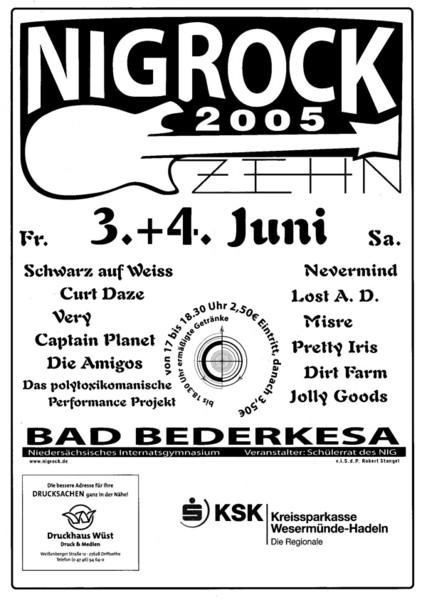 NIGROCK 2005