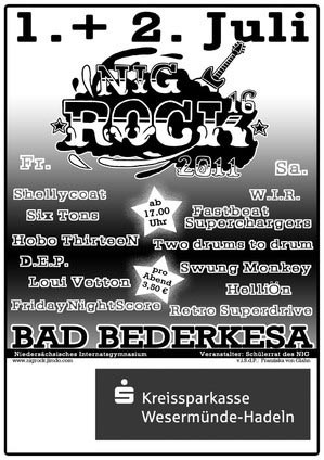 NIG ROCK Bederkesa