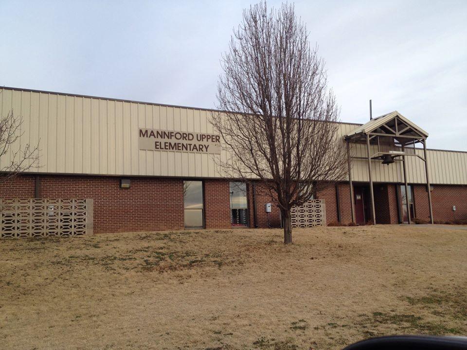 Mannford Upper Elementary, grades 4-5