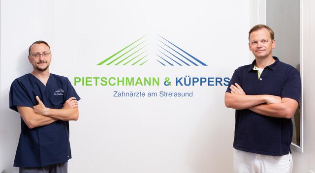 Dr. Stefan Pietschmann und Dr. Arnd Küppers